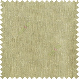 Light brown color complete plain texture gradients designless cotton finished horizontal and vertical lines with polyester transparent base fabric sheer curtain