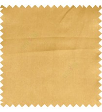 Peanut brown color complete plain designless shiny finished with polyester thick fabric main curtain