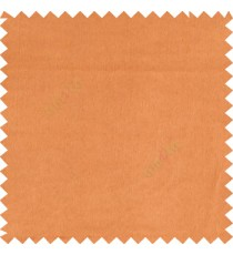 Copper brown color complete plain designless shiny finished with polyester thick fabric main curtain
