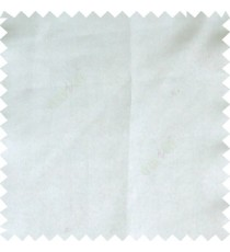 Half white color complete plain designless shiny finished with polyester thick fabric main curtain