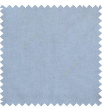 Blue color complete plain designless shiny finished with polyester thick fabric main curtain