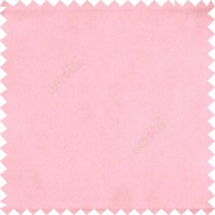 Baby pink color complete plain designless shinny finished with polyester thick fabric main curtain