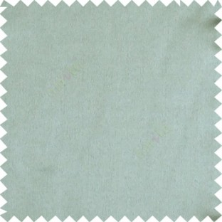 Sage green color complete plain designless shiny finished with polyester thick fabric main curtain