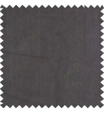 Black color complete plain designless shiny finished with polyester thick fabric main curtain