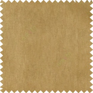 Copper brown color complete plain vertical texture lines with polyester background main fabric