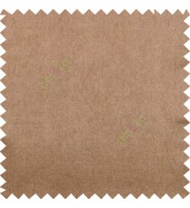 Dark brown complete plain vertical texture lines with polyester background main fabric