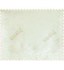 Pure white texture main polyester curtain designs