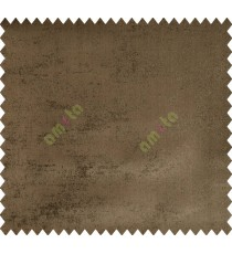 Chocolate brown texture main polyester curtain designs