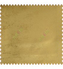 Gold colour solid texture main polyester curtain designs