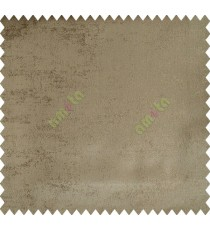 Brown solid texture main polyester curtain designs