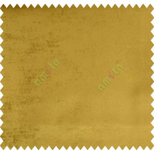 Yellow solid texture main polyester curtain designs