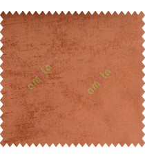 Peach colour solid texture main polyester curtain designs