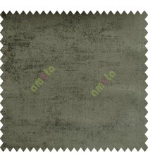 Dark grey colour solid texture main polyester curtain designs