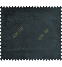 Black colour solid texture main polyester curtain designs