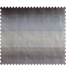 Horizontal stripes gradient brown grey coffee crush technical polyester main curtain designs