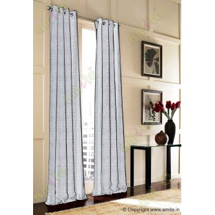 Purple Brown Beige Vertical Spiral Stripes Polycotton Main Curtain-Designs