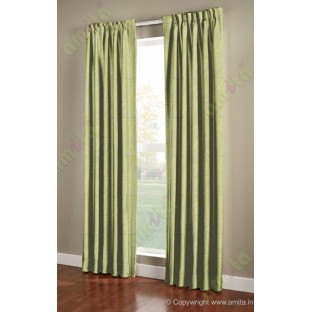 Yellow Green Abstract Polycotton Main Curtain-Designs