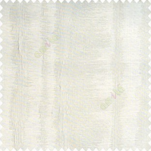 Cream color vertical stripes sound vibration effect lines horizontal color lines poly fabric sheer curtain