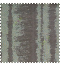 Black and silver color vertical stripes sound vibration effect lines horizontal color lines poly fabric sheer curtain