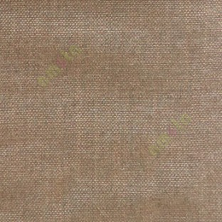 Brown black color solid texture soft weaving finished small dots sofa main curtain