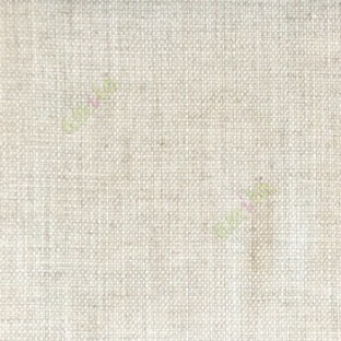 Cream grey color solid texture soft weaving finished small dots sofa main curtain