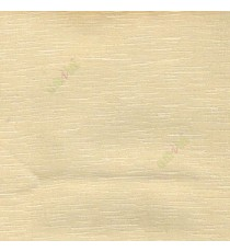 Beige color horizontal texture stripes sticks rough surface wood finished poly fabric main curtain