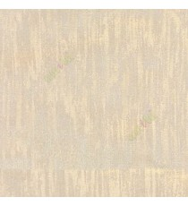 Light brown color vertical texture lines embroidery scratches shiny poly fabric main curtain