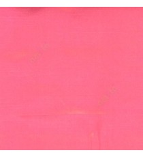 Pink color solid plain with horizontal embossed lines shiny fabric smooth finished poly main curtain