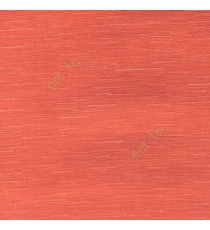 Red color horizontal texture stripes sticks rough surface wood finished poly fabric main curtain