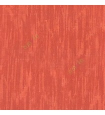 Red color vertical texture lines embroidery scratches shiny poly fabric main curtain