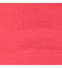 Bright red color horizontal texture stripes sticks rough surface wood finished poly fabric main curtain