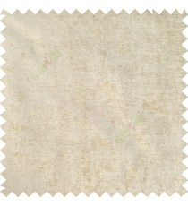 Beige color complete solids texture surface soft velvet finished polyester base thick background sofa fabric