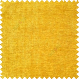 Yellow Color Complete Solids Texture Surface Soft Velvet Finished