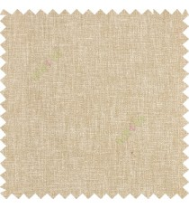 Light brown cream color complete texture finised surface small dots vertical raining short texture stripes with polyester cotton linen mix thick and soft fabric main curtain