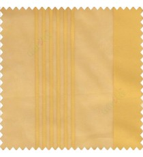 Gold color bold vertical and pencil stripes net finished soft touch lines transparent fabric small check lines sheer curtain
