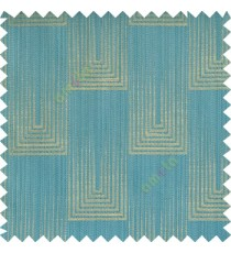 Blue beige grey color contemporary designs vertical falling rectangular shapes with straight thin lines texture background main curtain