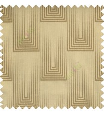 Light copper brown grey color contemporary designs vertical falling rectangular shapes with straight thin lines texture background main curtain