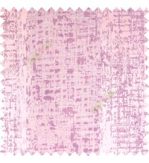 Baby pink purple cream color vertical bold texture wide stripes water drops texture gradients main curtain