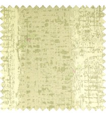 Light green cream color vertical bold texture wide stripes water drops texture gradients main curtain