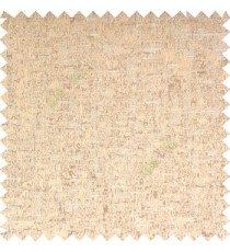 Beige cream light brown color complete bold texture gradients horizontal few shot lines polyester base fabric main curtain