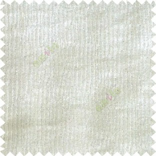 Cream white color vertical straight stripes texture finished horizontal dots texture gradients polyester main curtain