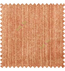 Orange beige color vertical stripes texture gradients finished surface horizontal dots polyester main curtain