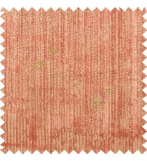 Orange beige color vertical stripes digital bold lines texture finished surface horizontal dots polyester main curtain