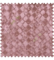 Purple color solid texture finished surface texture gradients geometric dice shapes polyester main curtain
