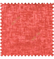 Red color solid texture finished surface texture gradients horizontal and vertical lines polyester main curtain
