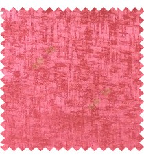 Pink color solid texture finished surface texture gradients horizontal and vertical lines polyester main curtain
