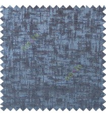 Navy blue color solid texture finished surface texture gradients horizontal and vertical lines polyester main curtain
