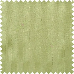Green color solid vertical bold straight stripes texture surface with thick background polyester main curtain