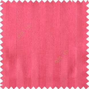 Pink color solid vertical texture straight stripes patterns designless surface with thick background polyester main curtain