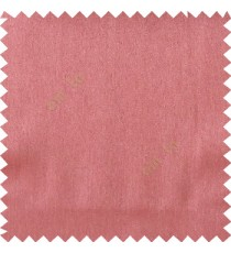 Light pink color solid vertical texture patterns designless surface with thick background polyester main curtain